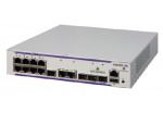 Alcatel Lucent OS6450-10-EU OmniSwitch 10 Ports Stackable Gigabit Ethernet LAN Switch - Without PoE