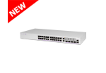 Alcatel Lucent OS6360-24-EU OmniSwitch 24 Ports Stackable Gigabit Ethernet LAN Switch -Without PoE