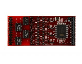 BeroNet BNMO-4BRI - 4 Port BRI Module W/O BFTAdaptes