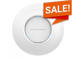 Grandstream GWN7610 Enterprise 802.11ac Gigabit WiFi Access Point PoE