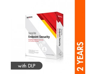 Seqrite Endpoint Security Business Edition with DLP - 2 Years