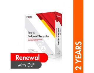 Seqrite Endpoint Security Business Edition with DLP Renewal - 2 Years