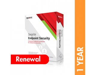 Seqrite Endpoint Security Total Edition Renewal - 1 Year
