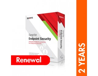 Seqrite Endpoint Security Total Edition Renewal - 2 Years